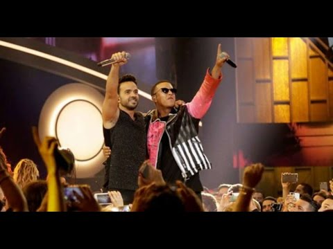 Luis Fonsi - Daddy Yankee - Despacito - Premios Billboard Latin Music Awards 2017