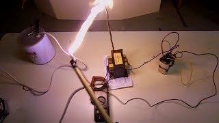 MOT How To (Safety, Wiring, Ballasting, Resonance, etc...)