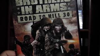 Video Game Collection - Brothers in Arms Collections Version 1