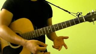 Iris - Goo Goo Dolls - Easy Guitar Tutorial (No Capo)
