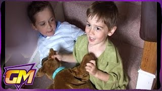 Scooby Doo - How it all began. Not suitable for easily scared children! thumbnail
