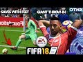 FIFA 18 | Special Traits Demonstration | Do They Make a Difference? [1080p 60fps] | @Onnethox