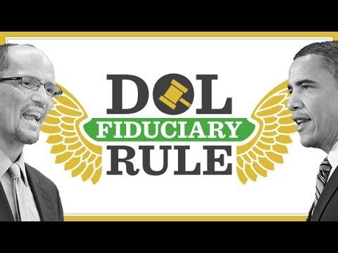 New Fiduciary Ruling For Financial Advisors