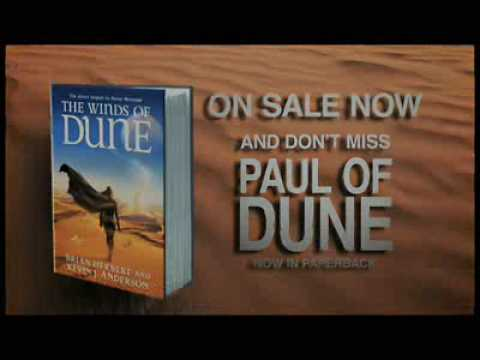 The Winds of Dune by Brian Herbert and Kevin J. Anderson
