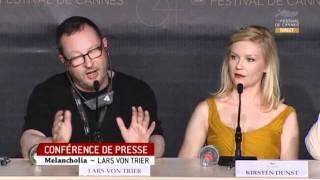 """Lars von Trier -- """"I understand Hitler..."""""""