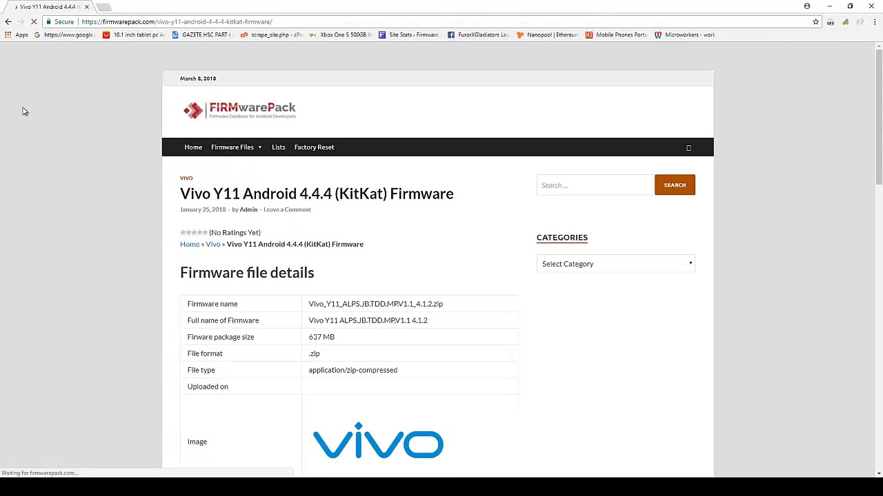 Vivo Y11 Android Kitkat Videos - Waoweo