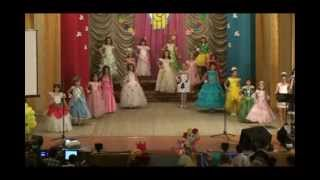 "конкурс красоты ""Жемчужинка ПРИСИВАШЬЯ 2011"""