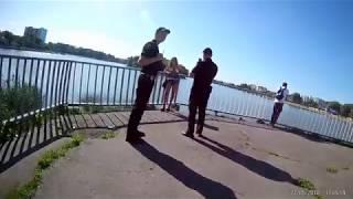 """Хмельницькі поліцаї на """"бухфесті"""""""