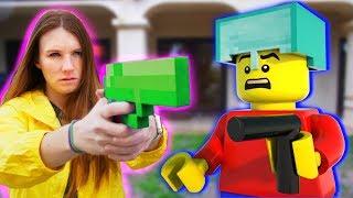 LEGO meets Minecraft 12