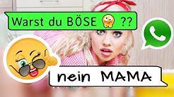 Diese Mutter ist einfach nur BÖSE! 😭 WhatsApp Chat