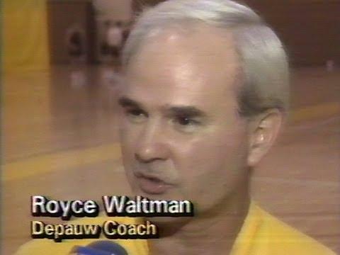November 1990 - TV Preview of DePauw Men