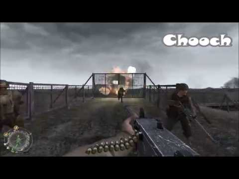 Call of Duty 2 - Browning M1919.30 Cal (Custom Weapon in Singleplayer)