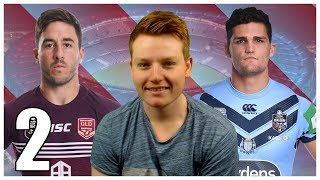 QUEENSLAND VS NEW SOUTH WALES GAME 2 2019 SIMULATION (RLL4)