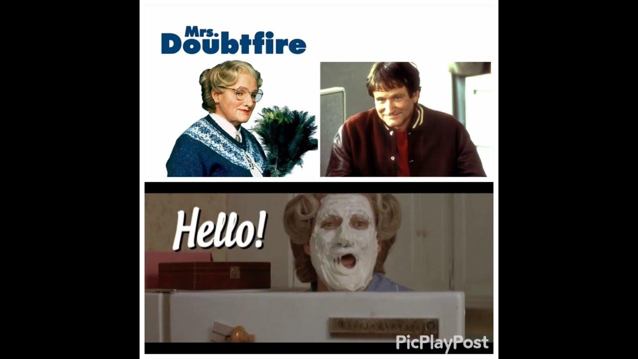 doubtfire hello