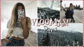 vlogmas day 1 off to colorado