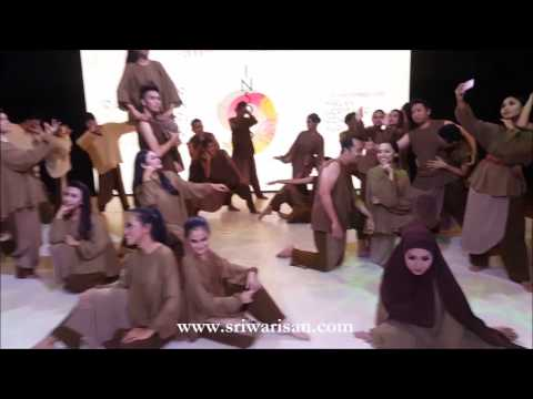 Mannequin Challenge After Sri Warisan's Inspirasi 9 Contemporary Show At 3pm On 11 Nov 2016