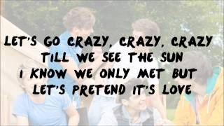 One Direction - Live While We're Young - Lyrics On Screen :) ! Mp3