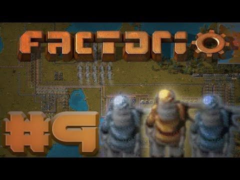 Factorio #9 Zug-um-Zug-Verarbeitung | Porkchop Media