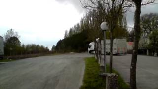 Camion bétaillère transport Albertini.wmv