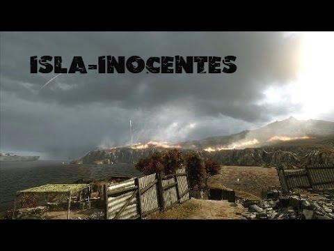 KG FORCE - isla inocentes