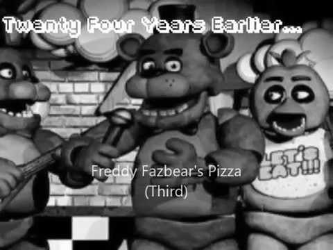 Five night at fred bear s family diner teaser trailer 1 youtube