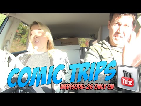 """Comic Trips: Webisode 26- """"A Geekfestivus, for the rest of us."""""""