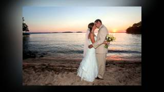A Wedding & Reception at Pine Island on Lake Murray in Columbia, SC