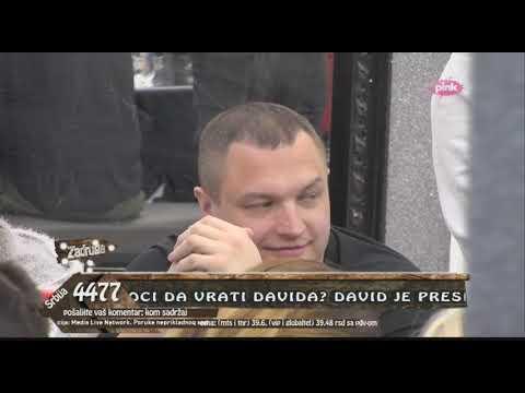 Zadruga 2 - Žestoka svađa Dragane i Marka - 21.02.2019.