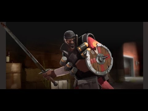 Team Fortress 2 All Head Cut Animations