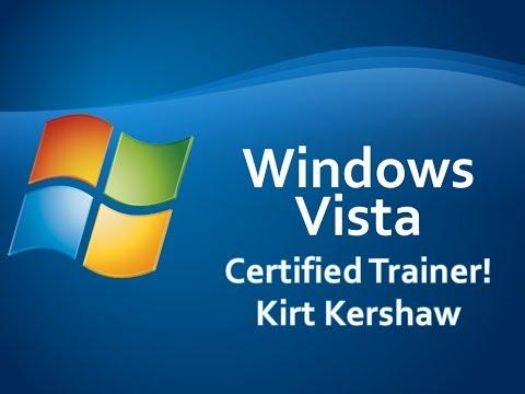 Windows Vista: System Restore