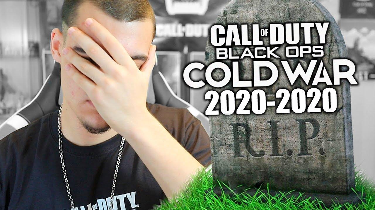 MI OPINIÓN FINAL DE CALL OF DUTY BLACK OPS COLD WAR - AlphaSniper97