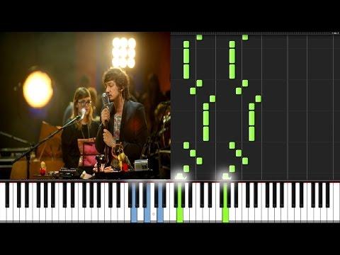 Paula - Zoé  Unplugged  PIANO EASY