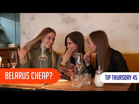 How cheap is Minsk, BELARUS for partying?
