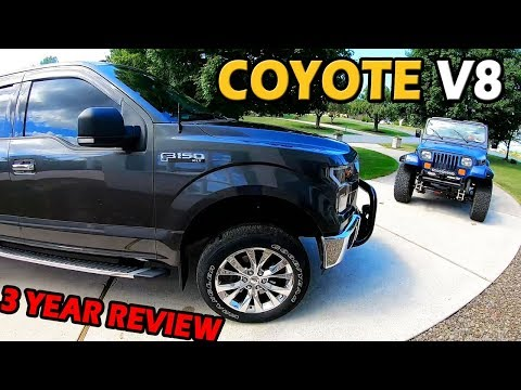 2016 Ford F150 5.0L V8 ***Actual Owner Review*** | Truck Central