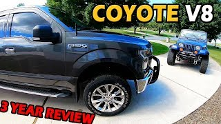 2016 Ford F150 5.0L V8 ***Actual Owฑer Review***   Truck Central