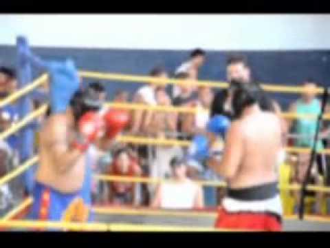 Artur Monteiro-equipe Indio muay thai-liga carioca...