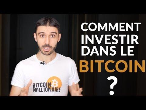 Comment Investir Dans Le Bitcoin Et Quelle Plateforme Choisir ?