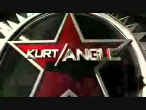 Tna - Kurt Angle (Gold Medal) (with Lyrics)
