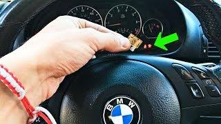 BMW E46 Airbag Light FUSE Air Bag FUSE Location 325i 328i 330i 320i 316i 318i