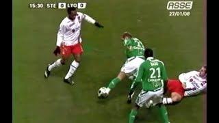 ASSE 1-1 Lyon - 23e journée de L1 2007-2008