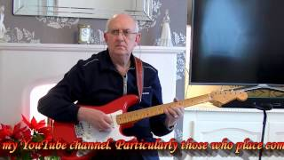 Never On a Sunday - Connie Francis - Instrumental cover by Dave Monk