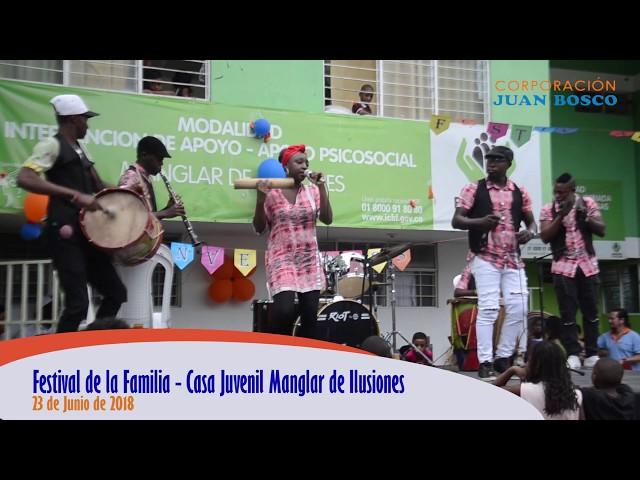 Festival de la Familia en Casa J. Manglar de Ilusiones
