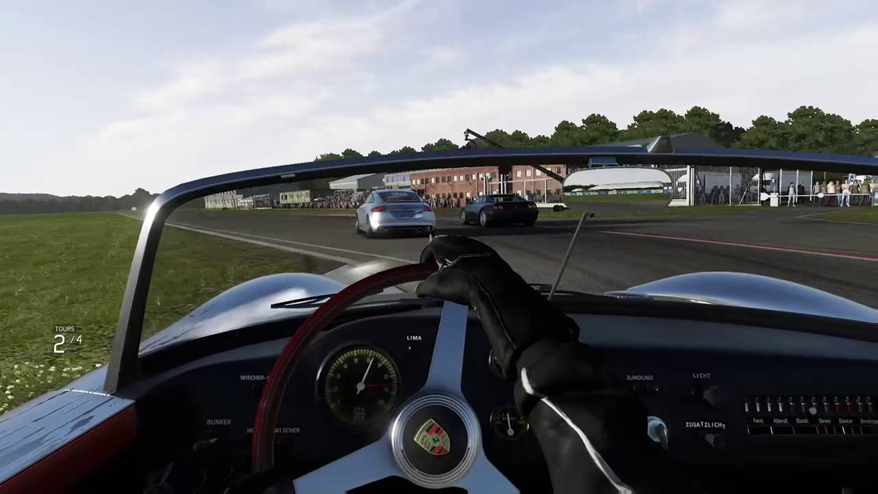 forza 6 porsche 718 rs 60 sur le circuit top gear youtube. Black Bedroom Furniture Sets. Home Design Ideas