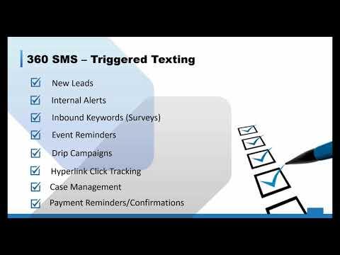 360 SMS App - Demo