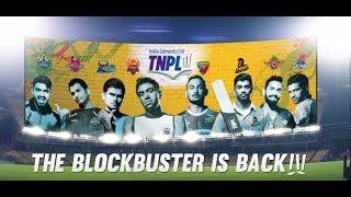 India Cements TNPL 2017 – The blockbuster cricket league is back!