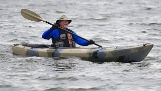 Maryland American Legion member paddling 100 Miles for Hope