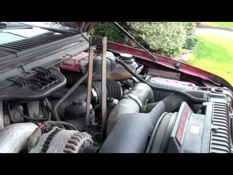 6.0L power stroke egr repair