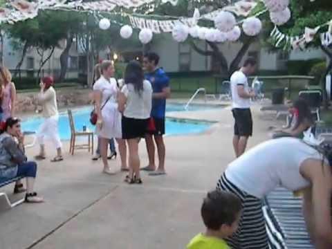 Feria de la manzanilla, Dallas-Texas edition (vídeo 1)