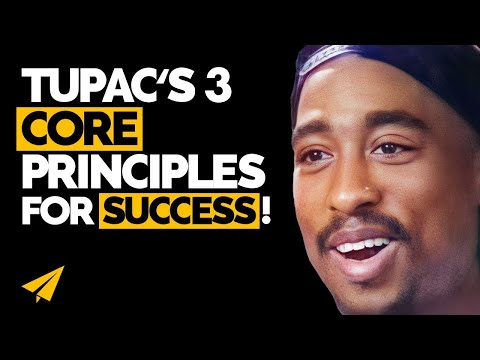 Tupac Shakur's Top 10 Rules For Success