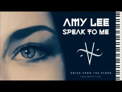 Amy Lee - Speak To Me - Piano Instrumental